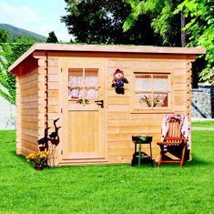 LanitPlast zahradní domek LANITPLAST VIOLA 2 300 x 300 cm