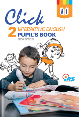 IRS Click 2 Interactive English. Pupil's book