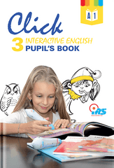 IRS Click 3 Interactive English. Pupil's book