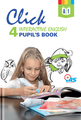 IRS Click 4 Interactive English. Pupil's book