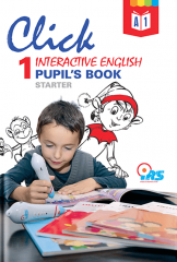 IRS Click 1 Interactive English Pupil's book