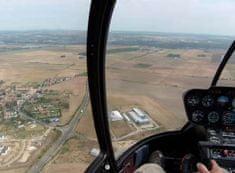Allegria pilotem vrtulníku na zkoušku jen pro Vás Brno - Tuřany