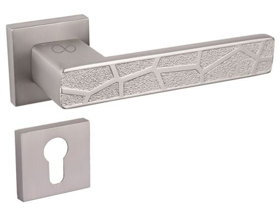 Infinity Line Volare 600 satyna mat - okucia do drzwi