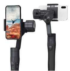 Feiyu Tech triosni stabilizator za pametni telefon Vimble 2, črn
