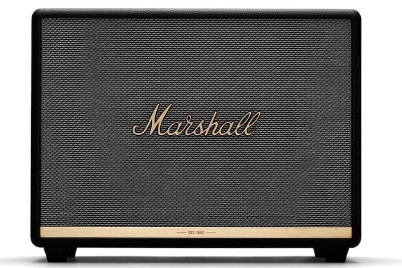 MARSHALL Woburn II, černá