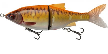 Savage Gear Gumová Nástraha 3D Roach Shine Gilder SS PHP Gold Fish 18 cm
