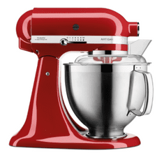 KitchenAid mešalec Empire Red, rdeč (KA5KSM185PSEER)