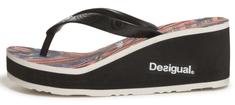 Desigual dámské žabky Shoes Lola Mexican