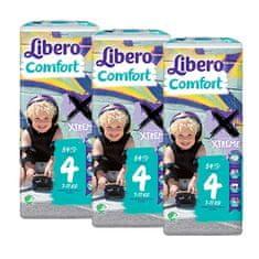 Libero Comfort Maxi (4) pelenkacsomag - 3 x 54 db