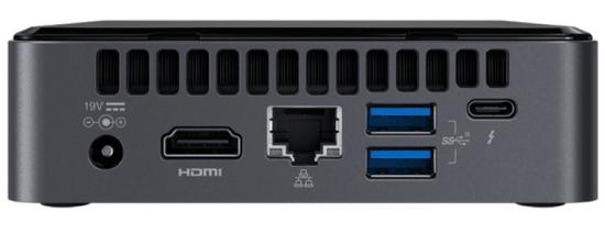 Intel nettop NUC kit i5 NUC8I5BEK