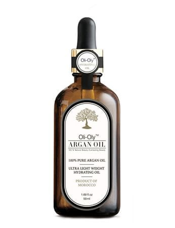 Oli-Oly 100% Olej arganowy organiczne (objętość 50 ml)