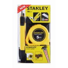 Stanley set tračni meter 5m in Aoutolock nož