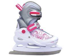 Acra Dievčenské korčule rozťahovacie softové veľ.34-37