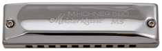 Hohner Meisterklasse A Foukací harmonika