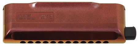 Hohner CX 12 Jazz Fúkacia harmonika