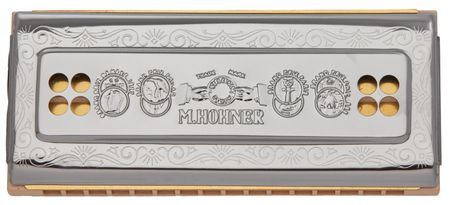 Hohner Echo-Harp CG 32 Fúkacia harmonika