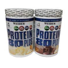 Weider Protein 80 Plus 300 g dóza