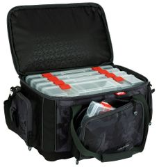 FOX RAGE Taška Camo Carrybag Large Inc Boxes