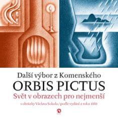 Komenský Jan Ámos: Orbis pictus - Svět v obrazech pro nejmenší II. s obrázky Václava Sokola / podle