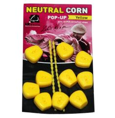 Lk Baits Gumová Kukuřice Neutral Corn