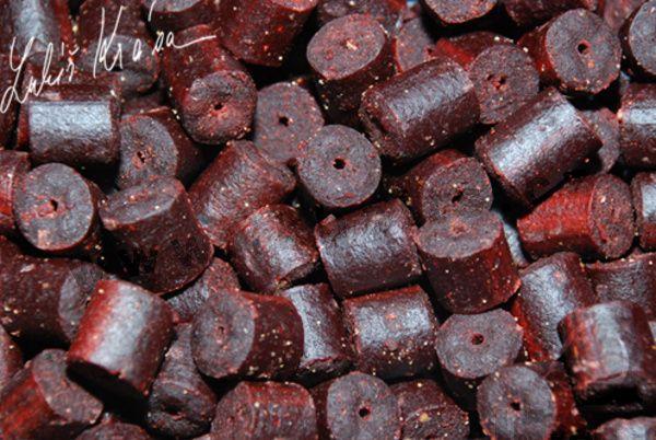 Lk Baits Pelety Salt Red Hallibut 10 kg, 20 mm