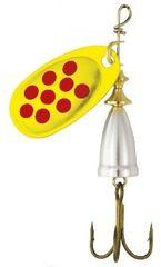 Rapture Třpytka Windex Spinner VB Yellow Red
