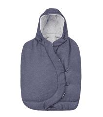 Maxi-Cosi zimska vreča za avtomobilske sedeže, Sparkling blue