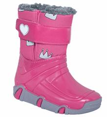 Zetpol Dívčí sněhule Winter - růžové
