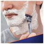 2 - Gillette moška britvica Fusion + 3 rezervne glave za britje