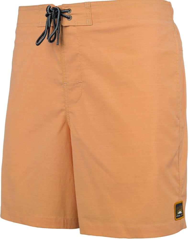 Rip Curl pánské plavky SEMI-ELASTICATED ERA 16'' XL oranžová