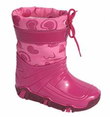 Zetpol Dívčí sněhule Jeti - růžové