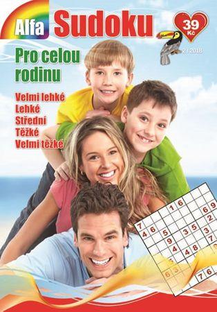 Sudoku pro celou rodinu 2/2018