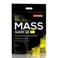 Nutrend Mass Gain 14 - 9 kg