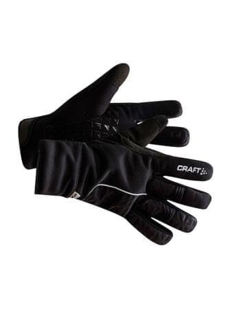 Craft rokavice Siberian 2.0, črna, S