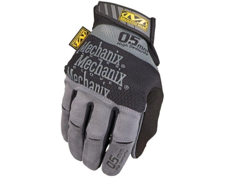 Mechanix Wear Rukavice Specialty 0,5 mm šedo-černé, velikost: M