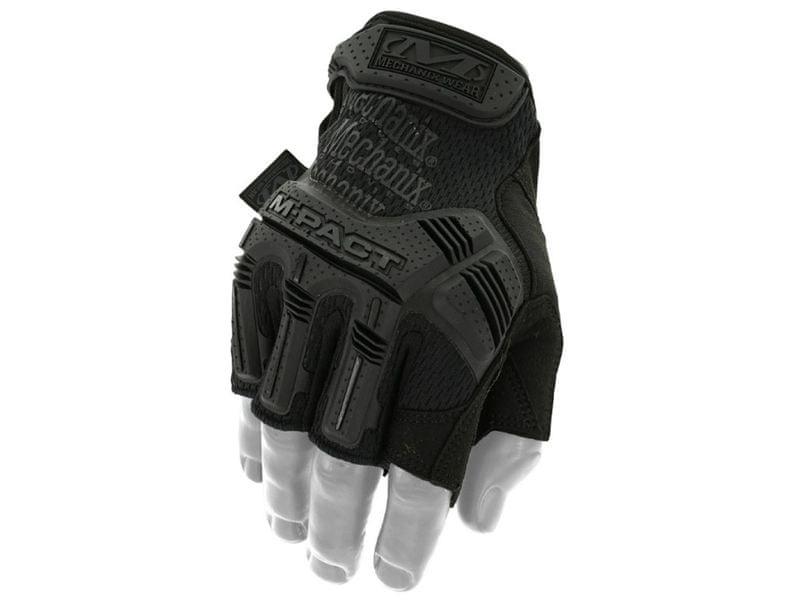 Mechanix Wear Rukavice M-Pact černé, bezprstové, velikost: M