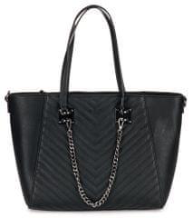 Bessie London ženska torbica Taylor, črna