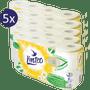 1 - LINTEO Satin heřmánek Toaletní papír 5 x 8 rolí