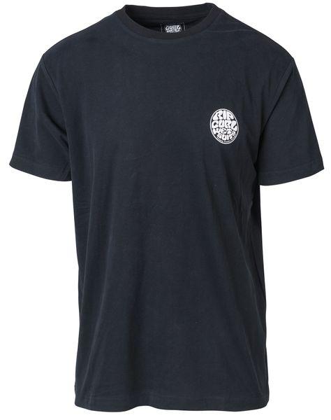 1b4528fdca0 Rip Curl pánské tričko Original Wetty Ss Tee XL černá