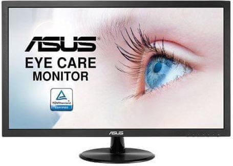 Asus VP228DE monitor (90LM01K0-B04170)