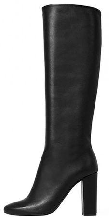 L37 ženski škornji Flawless, 36, črni