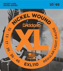 Daddario EXL110 Struny pro elektrickou kytaru