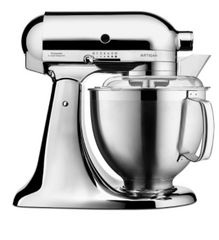 KitchenAid mešalec Chrome, krom (KA5KSM185PSECR)