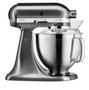 1 - KitchenAid mikser Brushed Nickel, sivi (KA5KSM185PSENK)