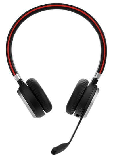 Jabra zestaw słuchawkowy Evolve 65 Stereo (stojak) Businness 6599-823-399