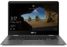Asus prenosnik UX461FN-E1026T i7-8565U/8GB/SSD256GB/MX150/14FHD/W10H (90NB0K21-M00300)
