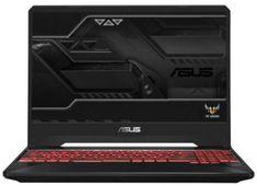 Asus gaming prenosnik FX505GD-BQ122 i5-8300H/8GB/SSD128GB+1TB/GTX1050/15,6FHD/FreeDOS (90NR00T2-M02260)