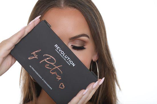 Makeup Revolution Szemhéjpúder paletta (Eyeshadow Palette) 36 x 0,8 g
