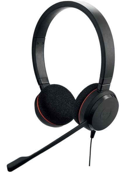 Jabra Evolve 20, Duo, USB, MS