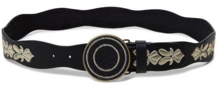 Desigual dámský pásek Belt Goldcountry 85 černá